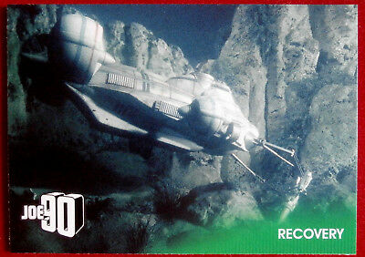 JOE 90 - RECOVERY - Card #15 - GERRY ANDERSON COLLECTION - Unstoppable 2017