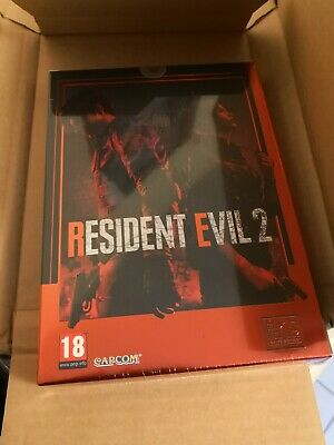 Resident Evil 2 Remake - PS4 - Pix'N'Love Edition Limitée Collector