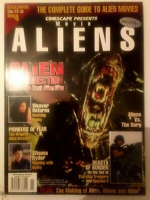 Cinescape presents Movie Aliens - The complete guide to Alien movies