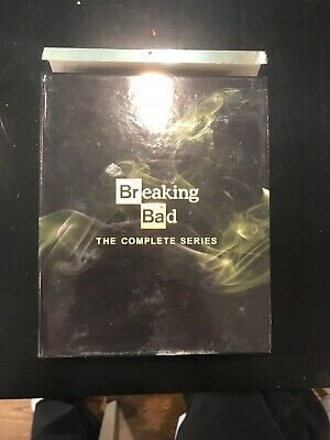 Breaking Bad: The Complete Series [Blu-ray] w/ Bonus Disc NEW NO DIGITAL CODE
