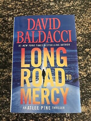 Long Road to Mercy (An Atlee Pine Thriller) David Baldacci, Hardcover