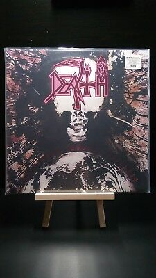 Death - Individual Thought Patterns NEW Limited Edition Clear Splatter Vinyl LP