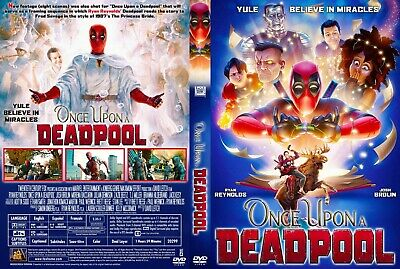 Once Upon a Deadpool - DVD/2019 Region 1 USA/Canada