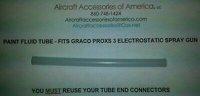Electrostatic Spray gun  Fluid tube - New unused Fits Graco ProXs3