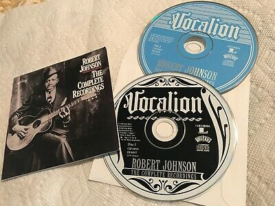 Robert Johnson The Complete Recordings CD #Music