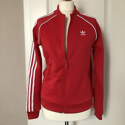 Adidas Top 36 Rot Fitnessmode Sporttops