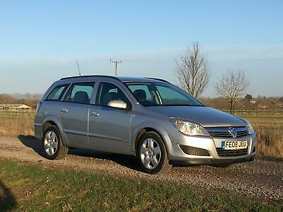 08 Vauxhall Astra 1.7 CDTi 100 Club Estate New MOT Very tidy, SOLD