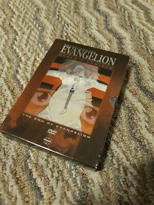 Neon Genesis Evangelion - Death & Rebirth + End of Evangelon DVD Box Set