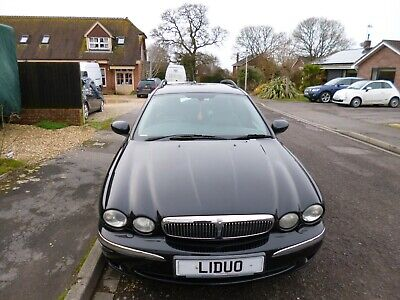 Jaguar, 2005, X-Type Estate, Se, 2.0 Diesel