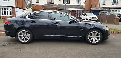 2011 (61) Jaguar Xf Saloon 3.0 Diesel V6 Luxury Auto Immaculate