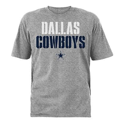 80327b076 Dallas Cowboys NFL Men's Gray Graphic T-Shirt, Size Medium - New With Tags