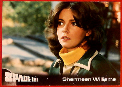 SPACE 1999 - Card #41 - Shermeen Williams - Unstoppable Cards Ltd 2015
