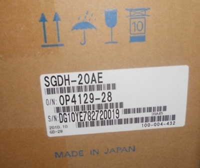 1PC New Yaskawa Servo Drives SGDH-20AE   #RS8