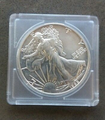 American Eagle Silver Dollar Coin 1988 US Mint Rare 1 One Ounce United States