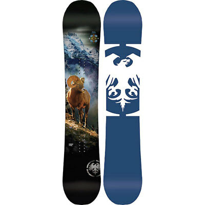 NEVER SUMMER Men's West Snowboard - 2019 - 156