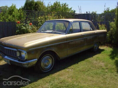 1965 XP Fairmont Rare Original Find-GENUINE OFFERS CONSIDERED