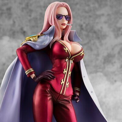 Portrait of Pirates One Piece Limited Edition Black Cage Hina Figure Preorder