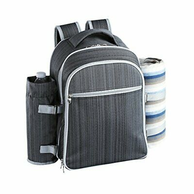 Be Nomad sep118 mochila Picnic gris