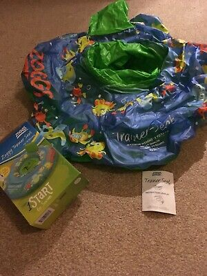 Zoggs Baby Swim Seat 12-18 Months With Box