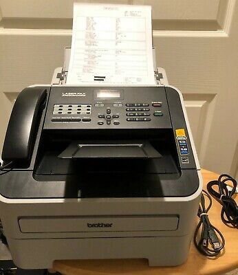 Brother Intellifax 2940 With Ink Excellent Condition