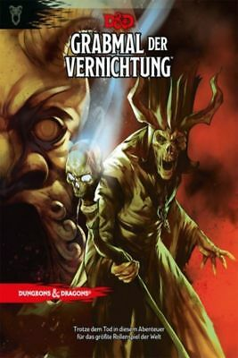 Dungeons & Dragons Grabmal the Elimination 5th Edition (German) D & D Todesfluch
