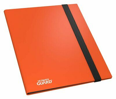 Ultimate Guard 9-Pocket Flexxfoli Orange Cards Folder Portfolio Folder Cards