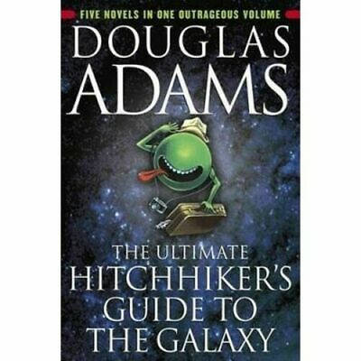 The Hitchhiker's Guide to the Galaxy 1-5 Audiobook MP3 Download (5 in 1)