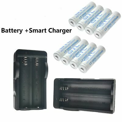 18650 Battery 3800mAh Li-ion 3.7V volt Rechargeable Batteries for LED Flashlight