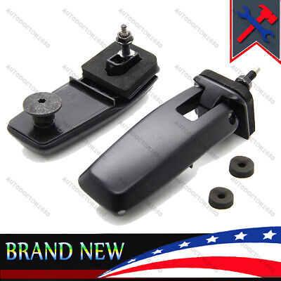Pair Rear L&R Window Lift Gate Glass Hinge Kit For 2008-2012 Ford Escape Mariner