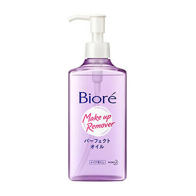 [KAO BIORE] Makeup Remover Perfect Cleansing Oil Facial Cleanser 230ml NEW