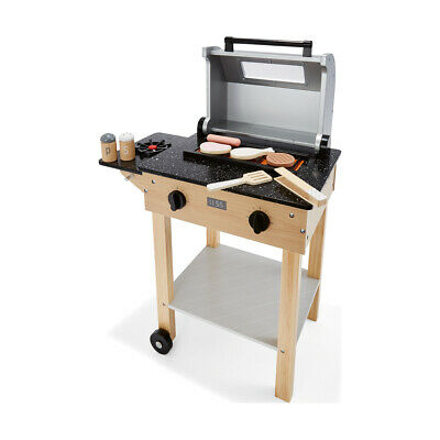 Toy Wooden BBQ Barbecue (Play Set from Australia)