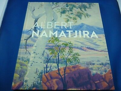 ALBERT NAMATJIRA  ( Aboriginal Art Book - Brand New )