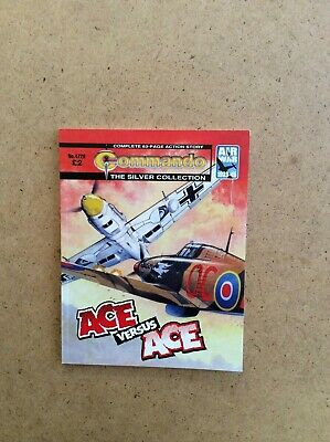 Commando	Ace Versus Ace	4726	Jul	2014	The Silver Collection	Air War 1939-45