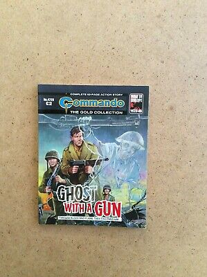 Commando	Ghost With A Gun	4728	Jul	2014	The Gold Collection	War In Europe 39-45