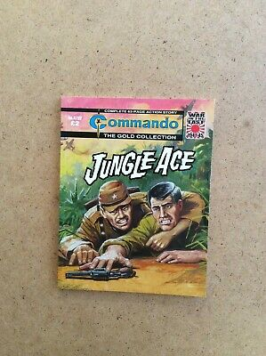 Commando	Jungle Ace	4732	Aug	2014	The Gold Collection	War In The East 1941-45