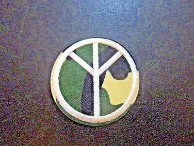 Military Embroidered  Iron On Badge Sew On Patch Appliqué