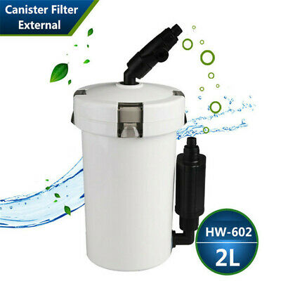 Fish Tank Supplies Water Cleaner External Canister Filter Aquarium Pre-filter