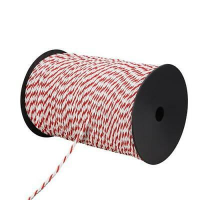 Giantz 500m Stainless Steel Polywire Poly Tape Electric Fence - ST280