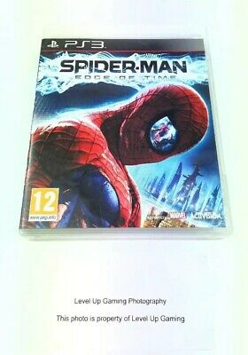 Spider Man Edge of Time PS3 PlayStation 3 **FREE UK POSTAGE**
