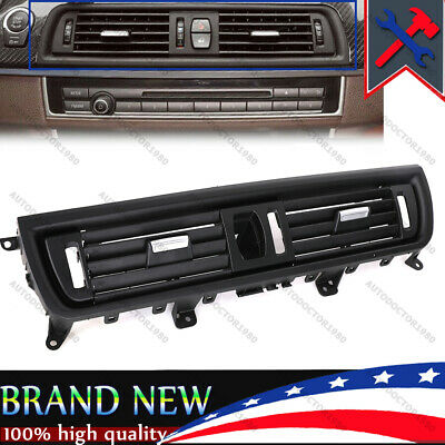 Front Air Grille Center Dash AC Vent For BMW F10 F11 F18 5 Series 64229166885