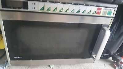 Commercial microwave oven 1800w