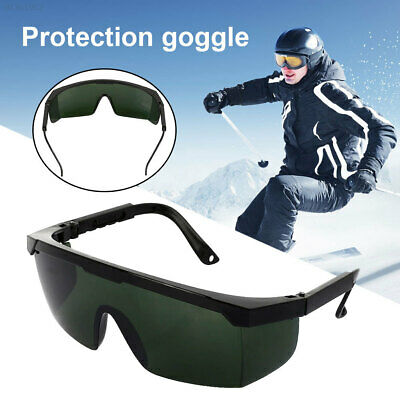 05BA Adjustable 1.4mm Safety Glasses Durable Miner Goggles Protective Glasses