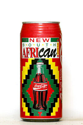 1994 Coca Cola can from South Africa, NEW South AfriCan (450ml)
