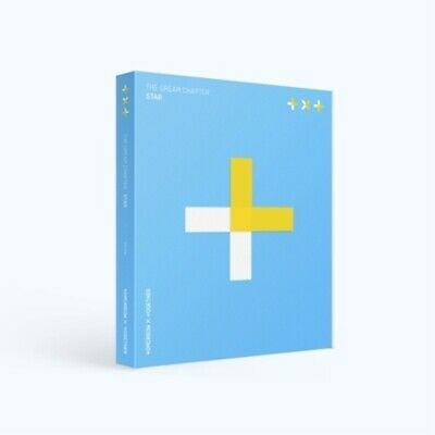 TXT Album - The Dream Chapter : STAR  Album + Freebies + USA Shipping