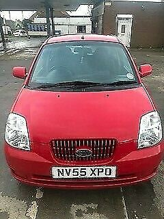 KIA PICANTO 1.1 litre LX AUTOMATIC (2005 - 55 Plate) Private Sale