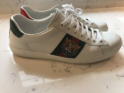 51eef7c8702 MEN S GUCCI ACE Trainers Size 8 - £139.00