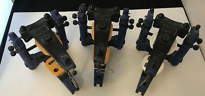 Arti Lite Dental Articulators Fully Adjustable (lot of 3) No Reserve