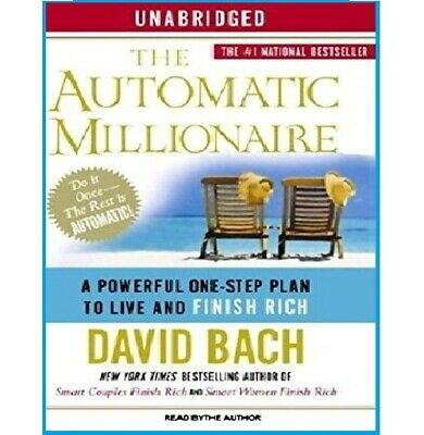 The Automatic Millionaire By David Bach (audio book, Download)