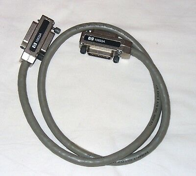 HP / Agilent 10833A 488GB GPIB HPIB IEEE488 1M Cable - USED