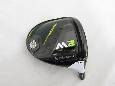 Used M2 Driver >> Taylormade 2017 M2 9 5 Driver Head Only 2017 M 2 Used Rh